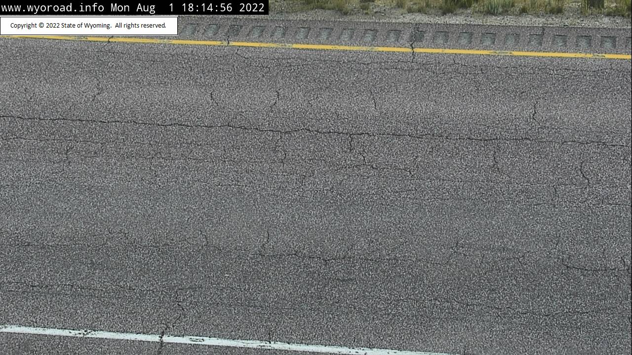 I 25 Dwyer Junction - Road Surface