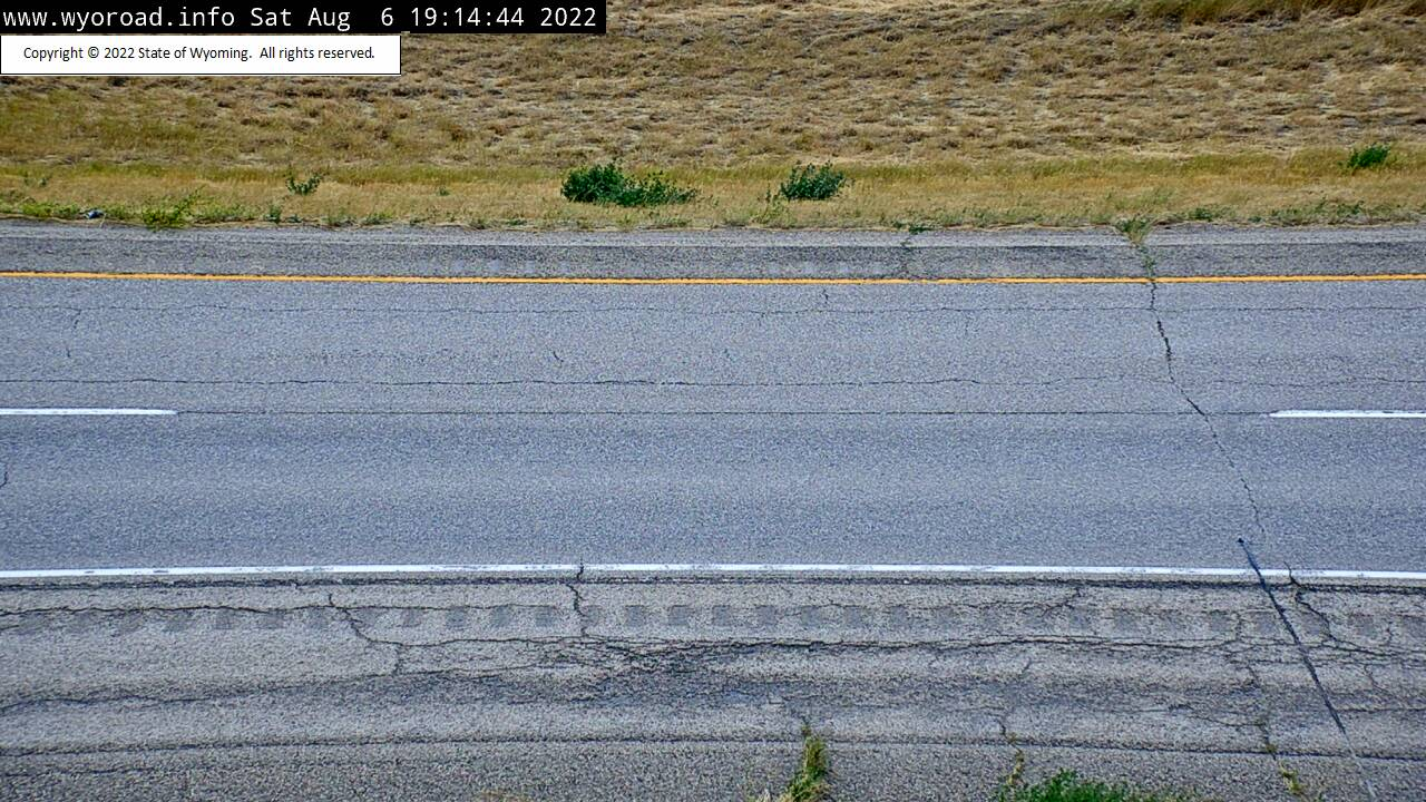 I 25 Tisdale - Road Surface