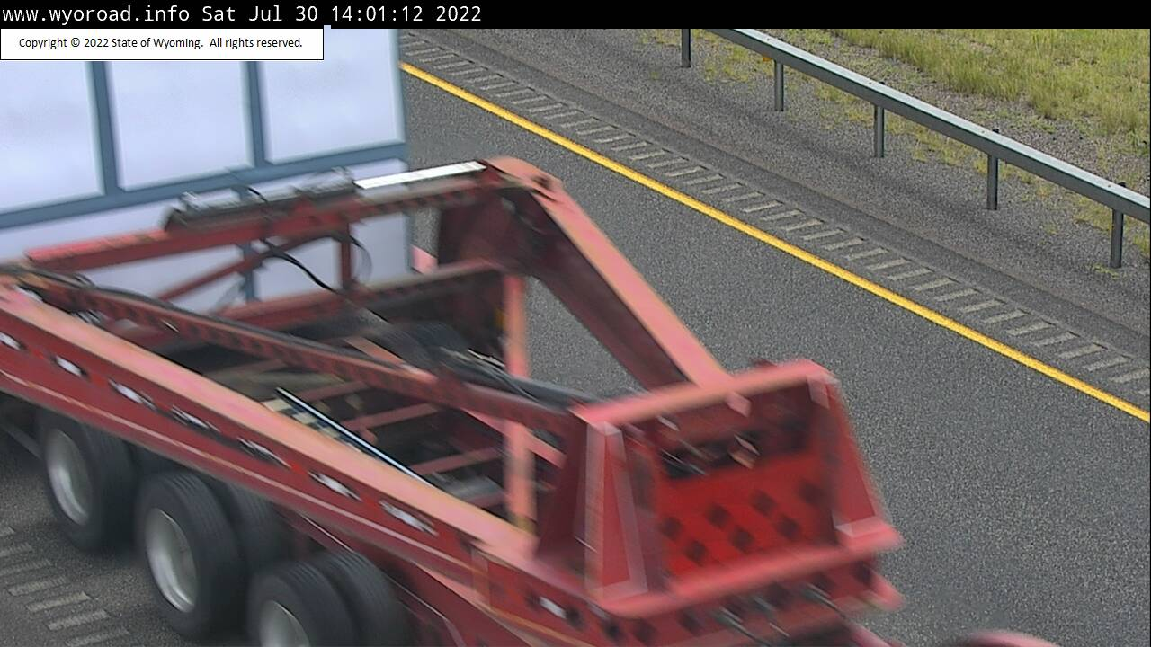 I 80 Buford East - Road Surface