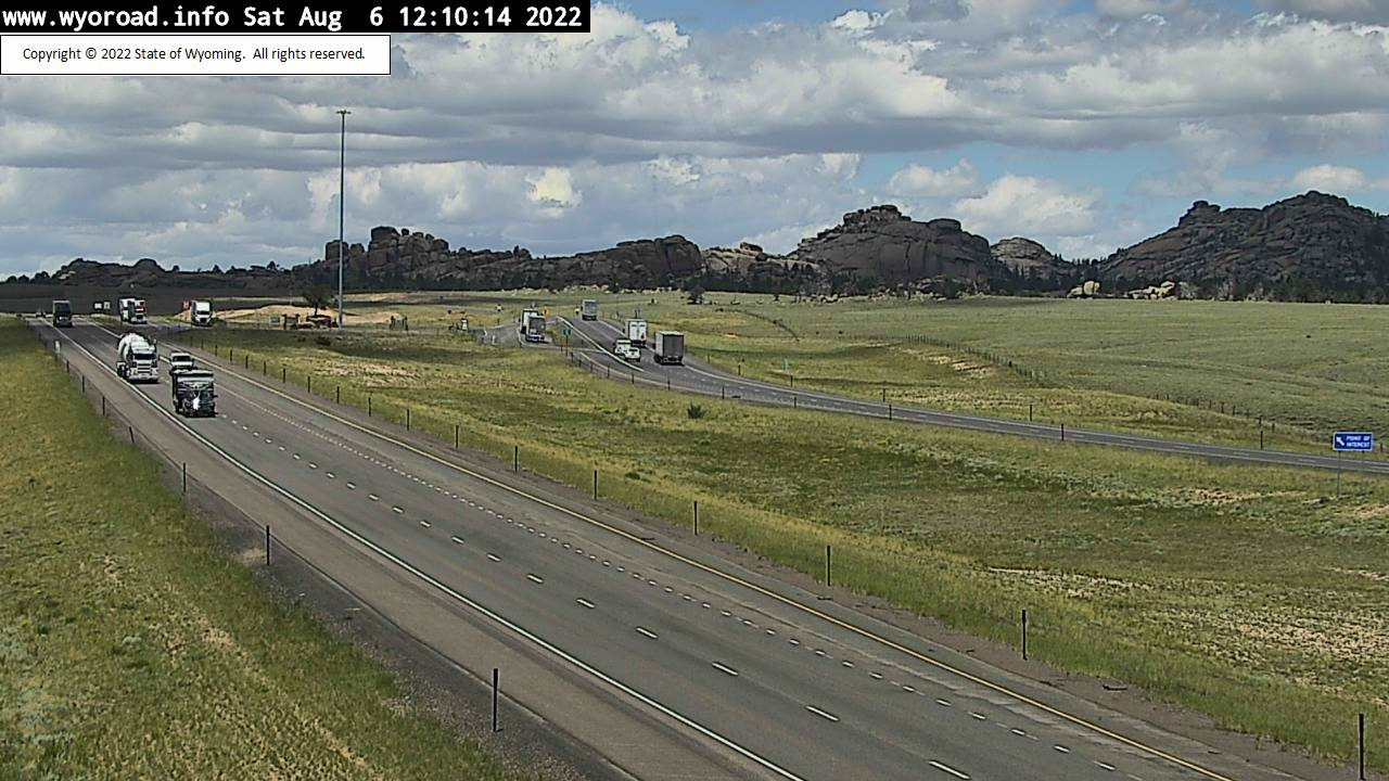 Web Cams by Route - I-80 East