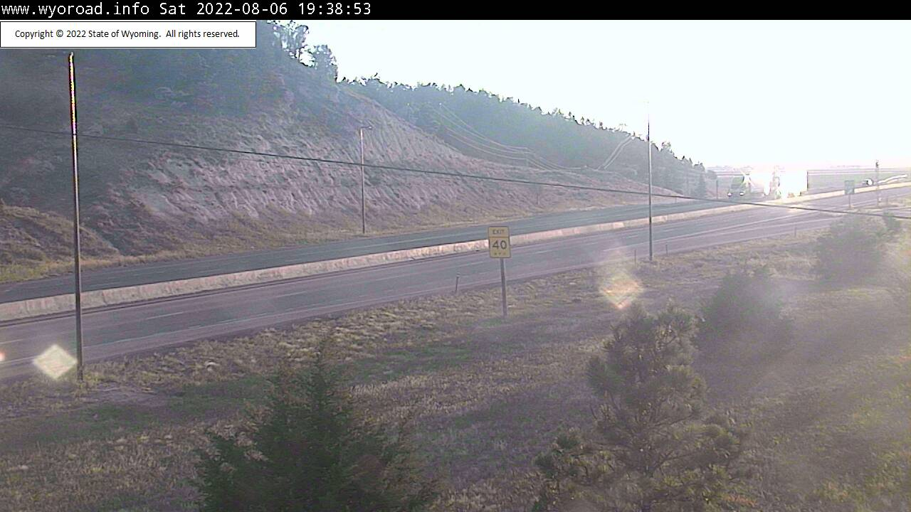 I80 Pine Bluffs - West