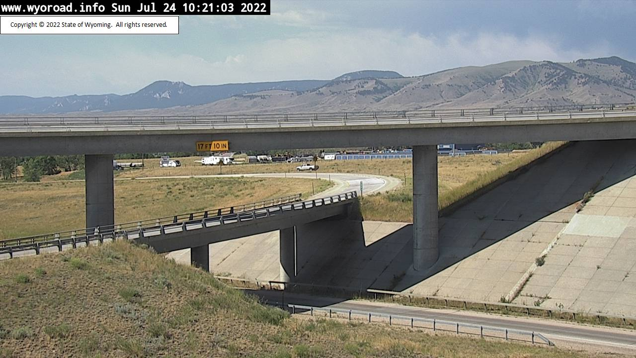 [I-90/I-25 Interchange]