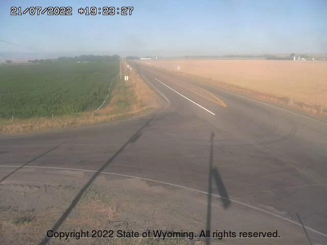 US 14/16/20 / WYO 32 Junction - East