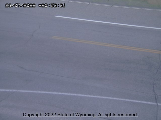 US 14/16/20 / WYO 32 Junction - Road Surface