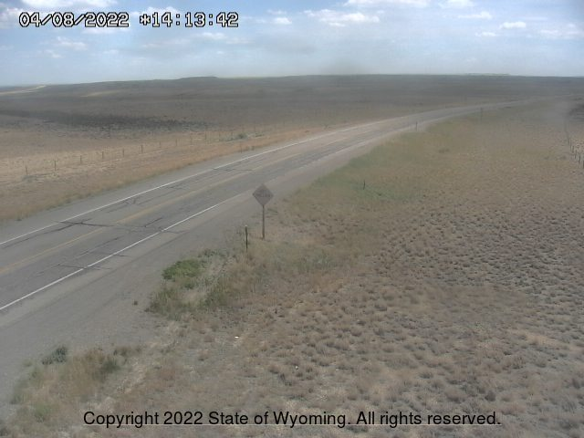 US 189 / WYO 240 Junction - South