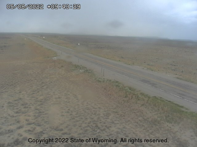 US 189 / WYO 240 Junction - West