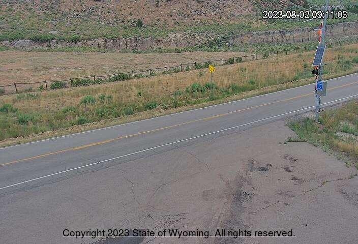 US 191 Minnies Gap - Road Surface