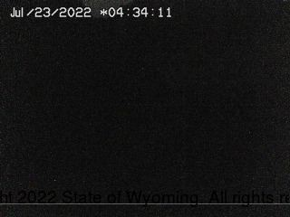 US 20 Wind River Canyon - South