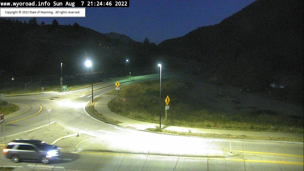 US 26/89 Hoback Junction - East