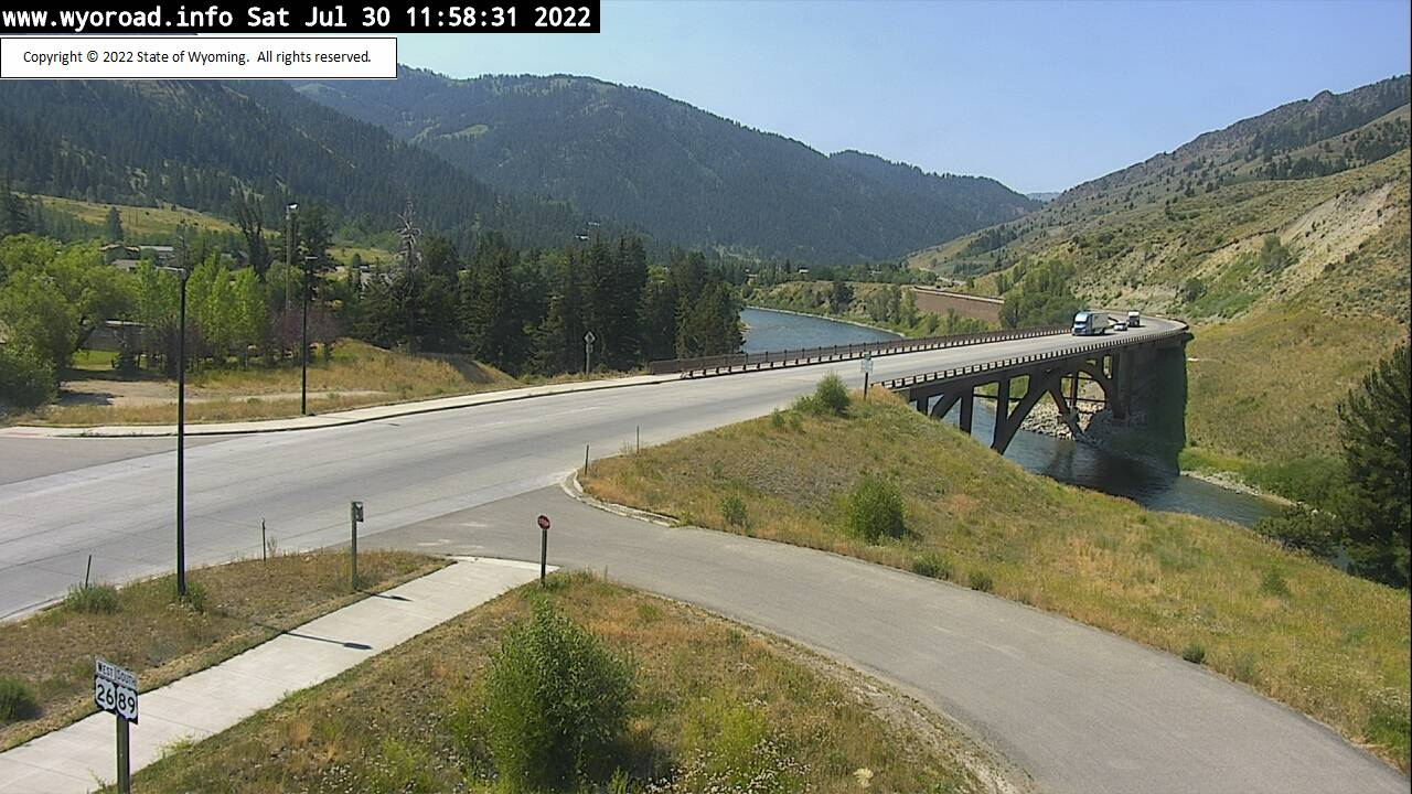 US 26/89 Hoback Junction - South