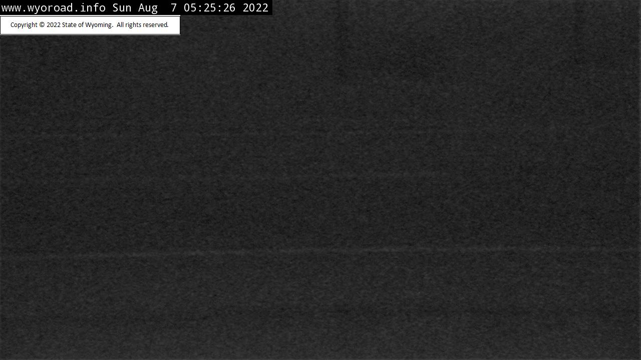 US 30 Sage Junction - Road Surface