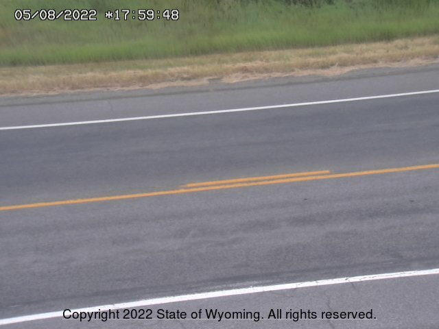 US 89 Thayne - Road Surface