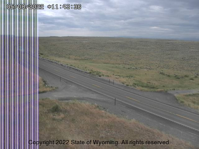 WYO 120 Meeteetse Rim - South