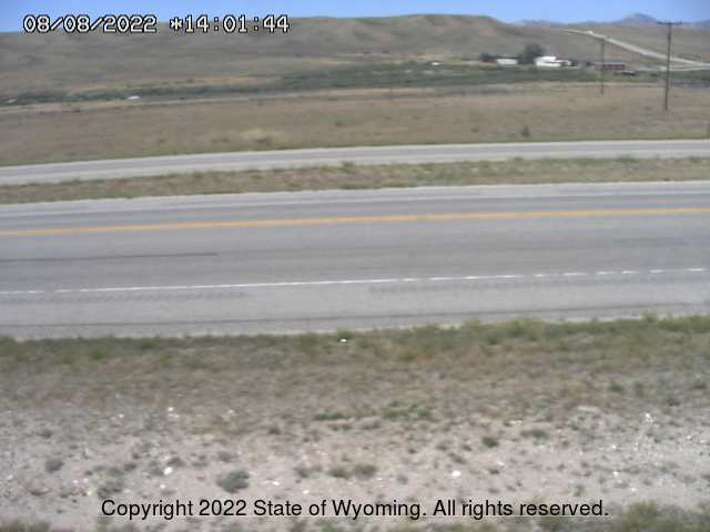 [WYO 220 Muddy Gap - Road Surface]