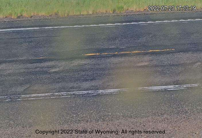 WYO 230 Colorado State Line - Road Surface