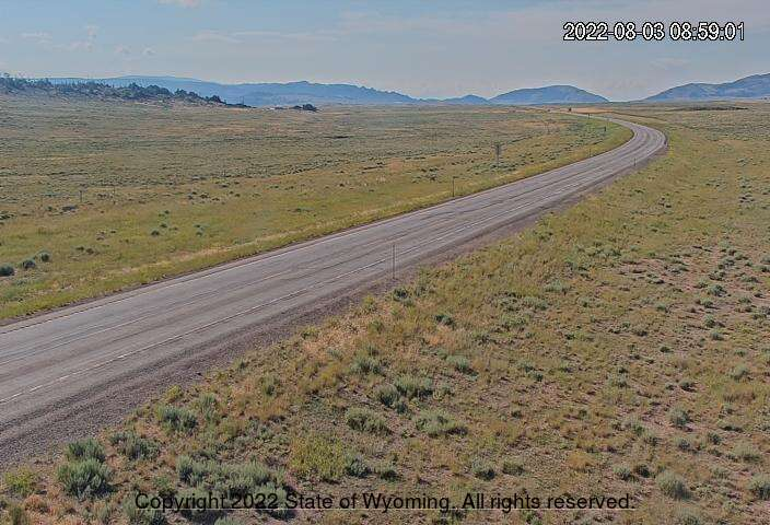 WYO 230 Colorado State Line - South