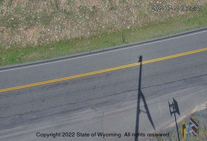WYO 296 Chief Joseph - Road Surface