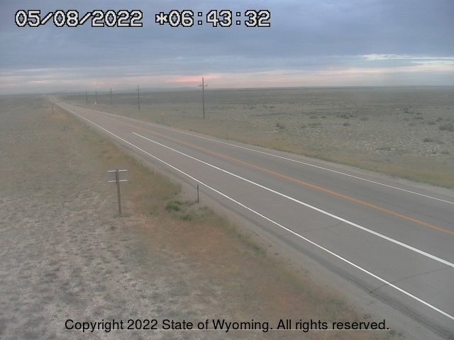 WYO 372 / WYO 28 Junction - North