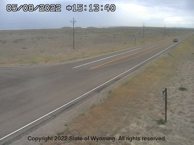 WYO 372 / WYO 28 Junction - South