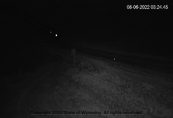 WYO 487 / WYO 77 Junction - North