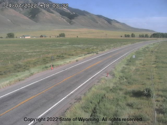 WYO 89 Raymond - South