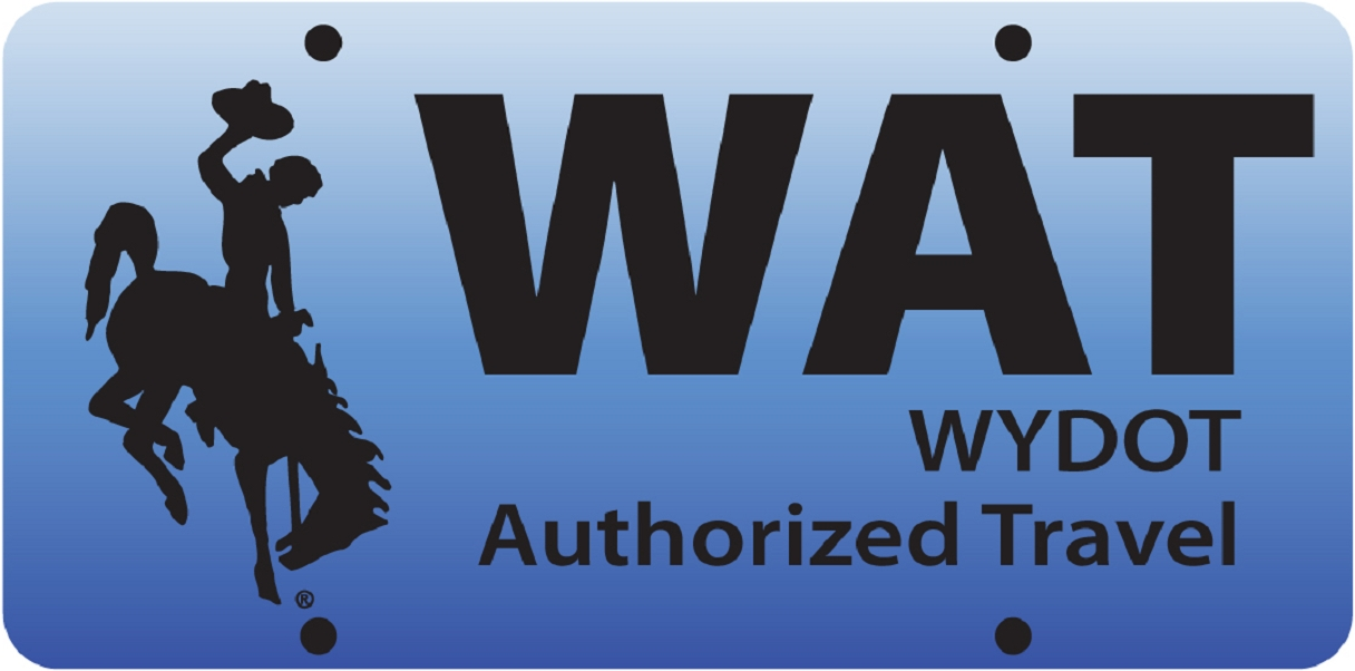 WYDOT Authorized Travel Program