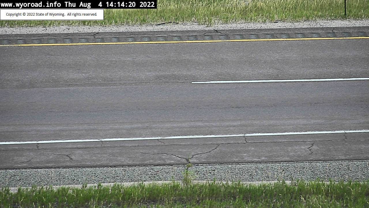I 25 Bear Creek - Road Surface