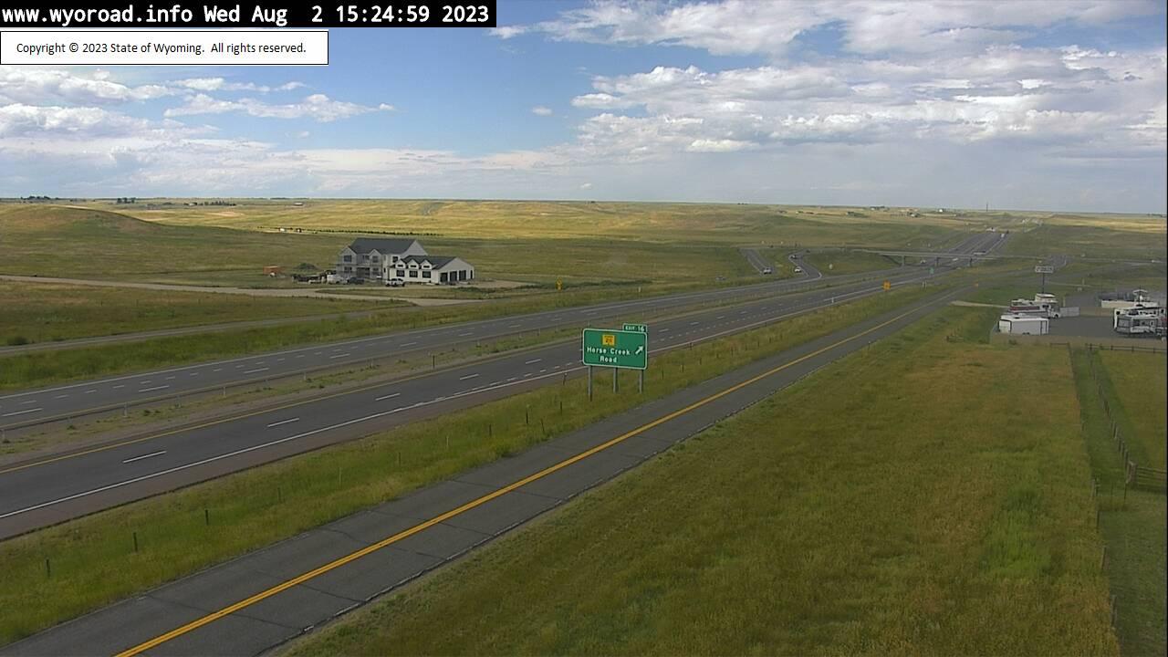 [I-25 Cheyenne North - North]