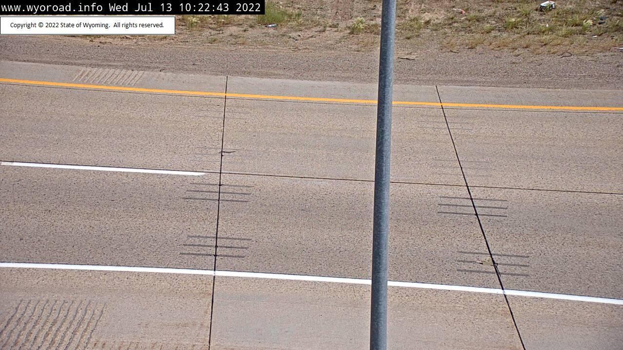 I 80 Bear River Drive - Road Surface