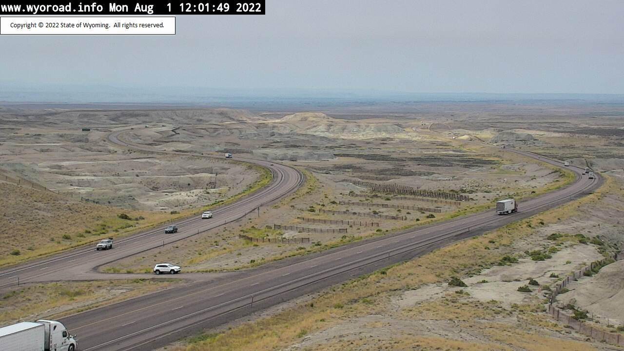 I80 ChurchButte Webcam