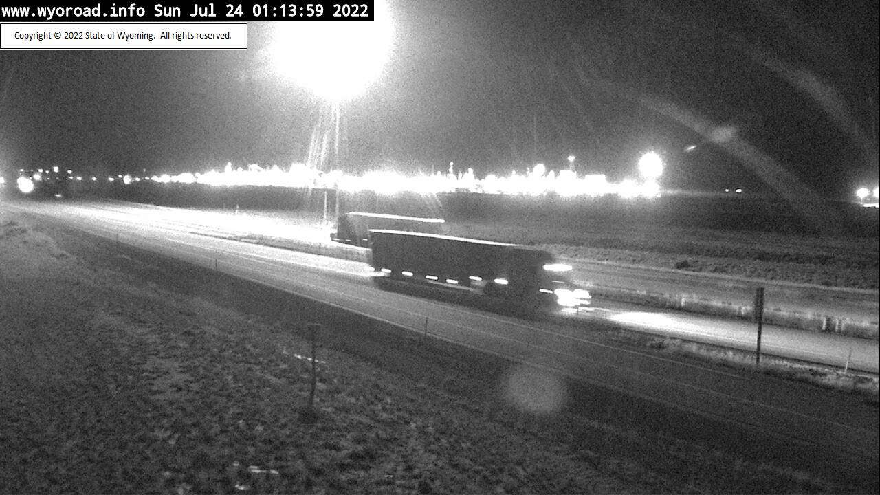 I 80 Sinclair - mm 221 West