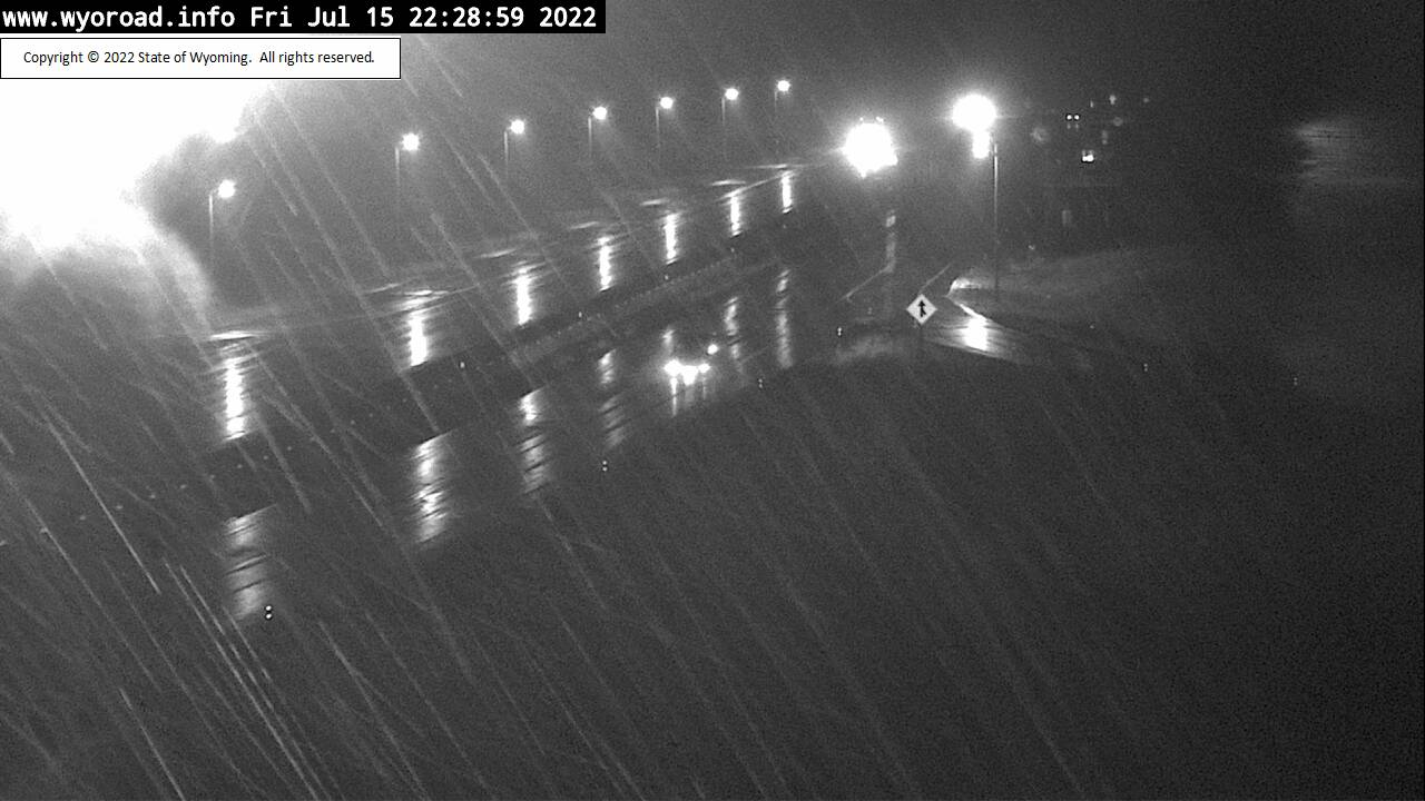 I80 Wyoming Summit camera between Cheyenne and Laramie