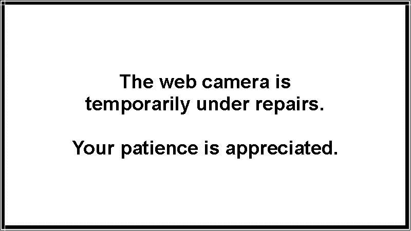 WYDOT Web Cam on US 191 at Sand Draw  - view looking south