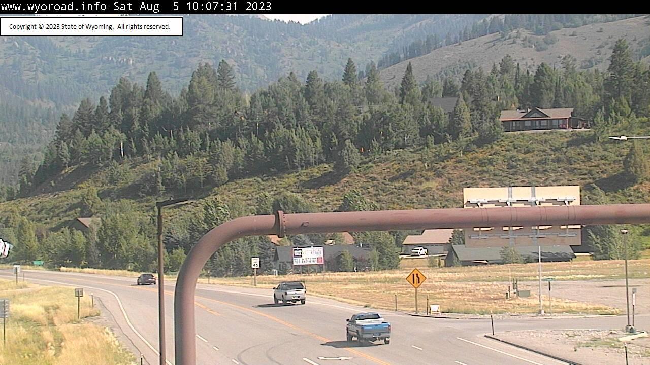 Alpine Junction North View