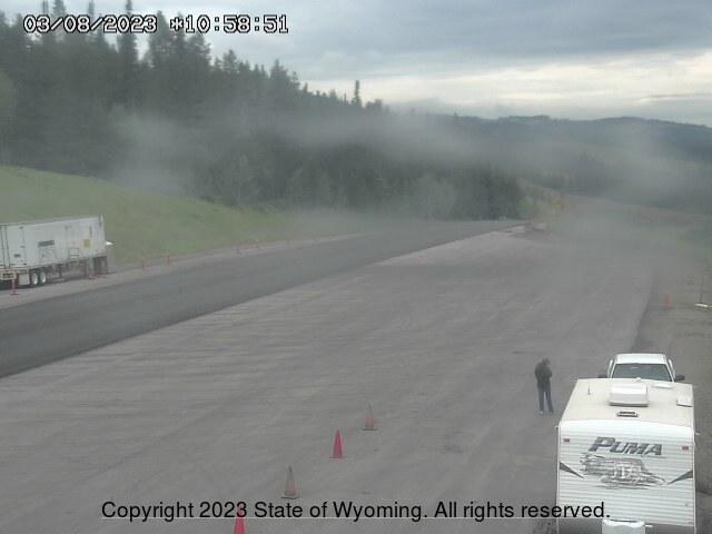 US 89 Salt Pass - North