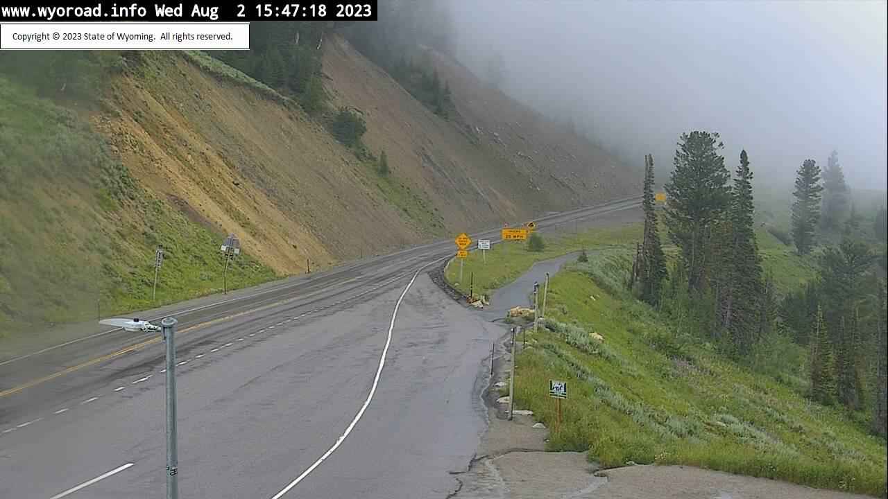 Teton Pass East