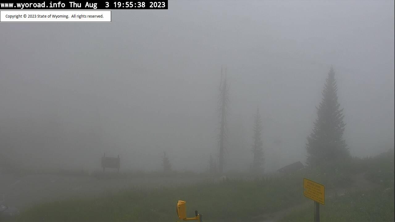 Teton Pass Valley