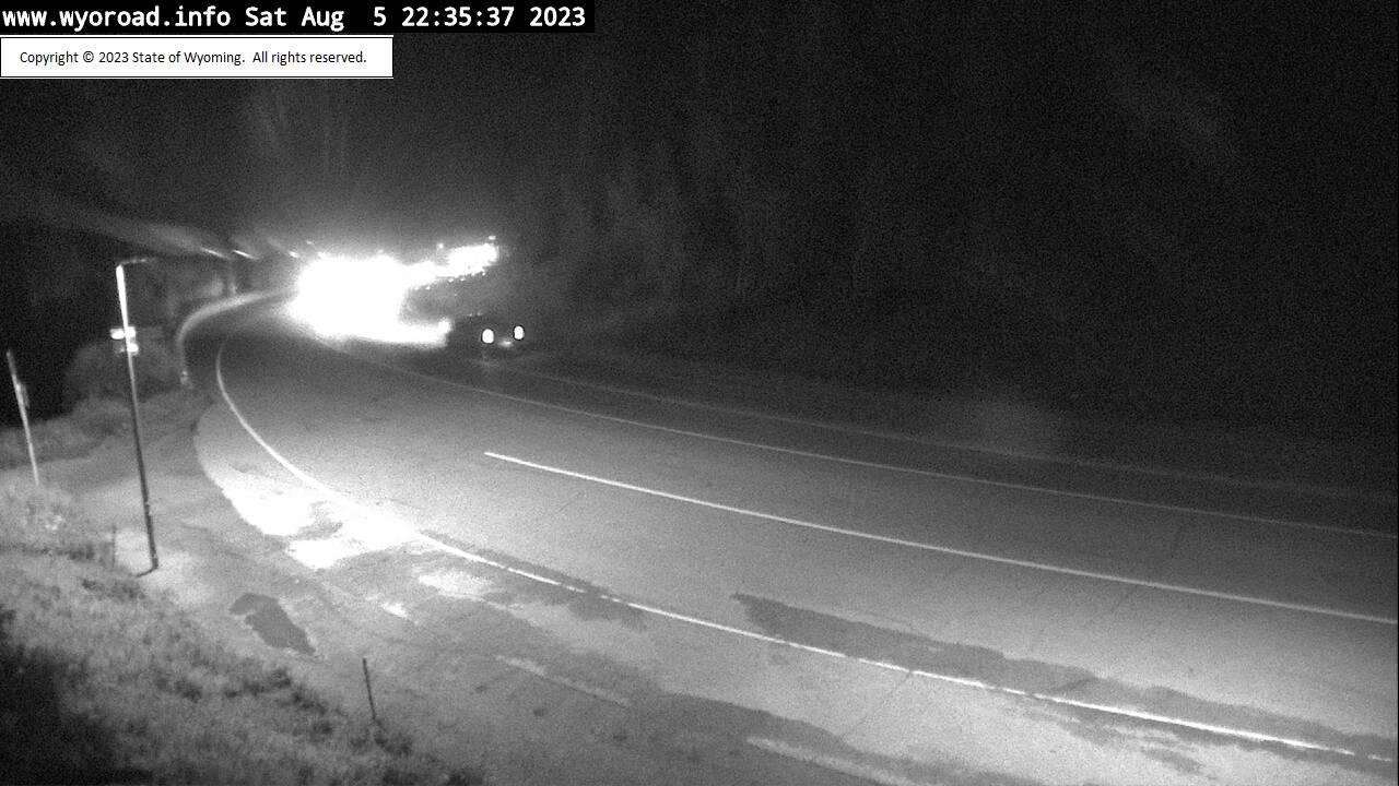 Teton Pass - WYO 22